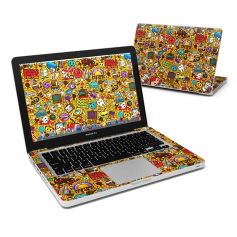Original Sticker 4in1 Skin Guard Protector Apple Macbook Pro 3 apple macbook pro cover stickers custom sticker