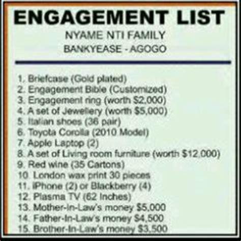 Yoruba Engagement Letter Template Yoruba Traditional Wedding Engagement List Weddings Traditional