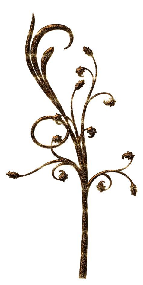 imagenes de adornos otoñales separadores y adornos para blog y web dorados fondos de