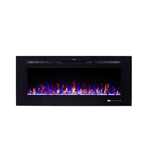 50 Electric In Wall Recessed Fireplace Heater by Flameline Dannis 50 Quot 750w 1500w In Wall Recessed Electric