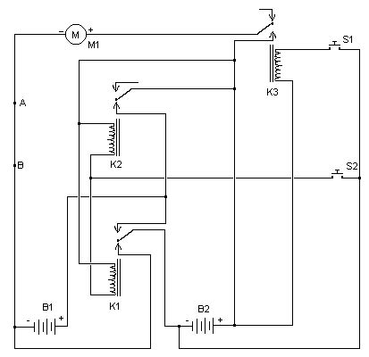 Timer Panasonic By Erpan Electric two speed contactor dc motor controller circuit diagram