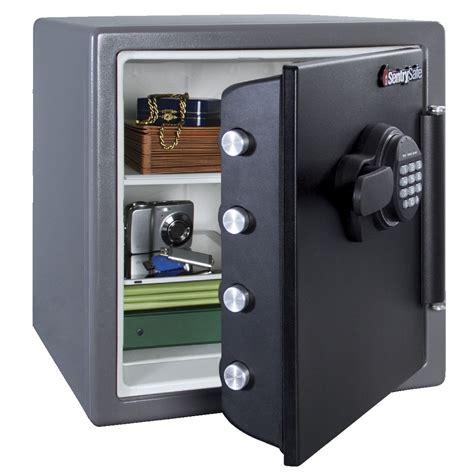 It Was A Safe by Sentry Safe 34 8l Digital 1 Hour Proof Safe Officeworks