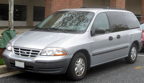 how to work on cars 2004 ford windstar electronic toll collection file 99 00 ford windstar lx jpg wikimedia commons