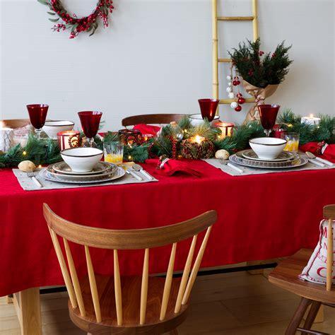 apparecchiare la tavola natalizia tavola di natale 30 idee per apparecchiare impulse