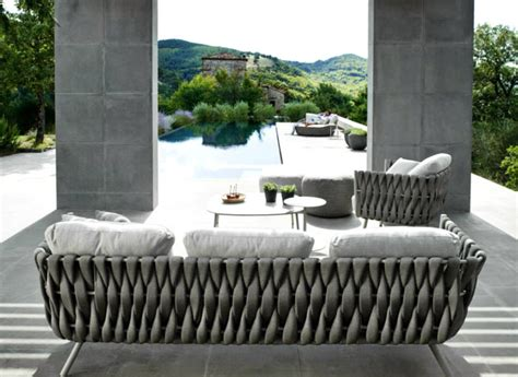 Outdoor Furniture Upholstery by Fabric Outdoor Furniture By Armani Interiorzine