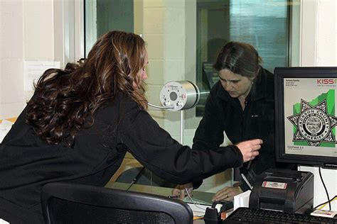 Front Desk Clerk by Criminal Records Jackson County Or Sheriff S Office
