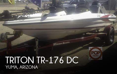 bass boats for sale in yuma az triton tr 176 dc for sale in yuma az for 16 000 pop yachts