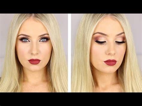 eyeshadow tutorial lauren curtis sultry sophisticated evening makeup tutorial youtube