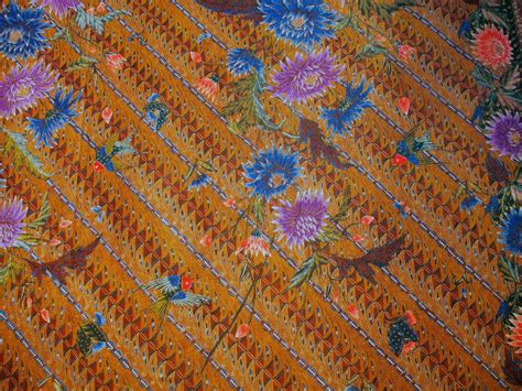 the language of cloth batik pesisir yesterday and today