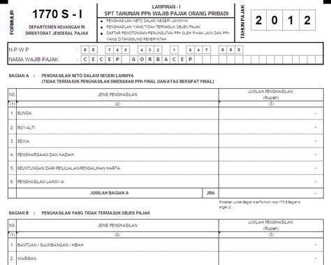 format excel impor pph 23 form spt pph 23 excel newhairstylesformen2014 com