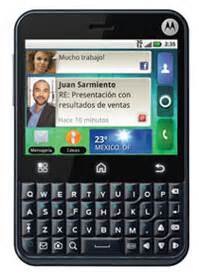 Hp Motorola Charm Mb502 194 161 llegaron los reyes magos a byte ed 2011