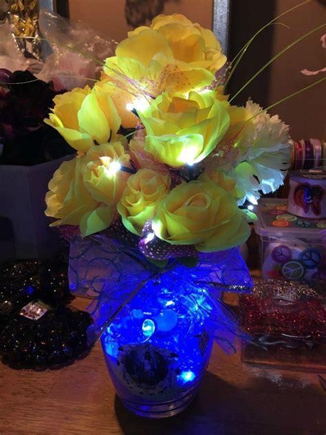 Lights For Flower Vases by Lighted Flower Vases Thriftyfun