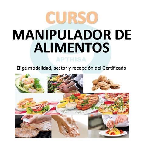 curso online de manipulador de alimentos curso manipulador de alimentos apthisa