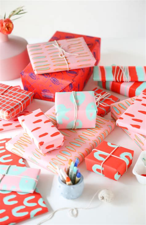 Creative Way To Wrap A Gift Card - a creative way to wrap a gift card diy gift wrap for pattern lovers paper and