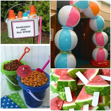 summer party decorations 19 summer party ideas anyone can do