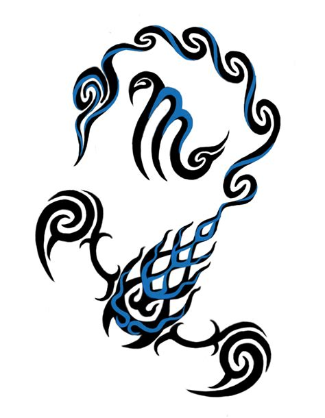 scorpio zodiac tattoo designs scorpio on scorpio tattoos scorpion tattoos