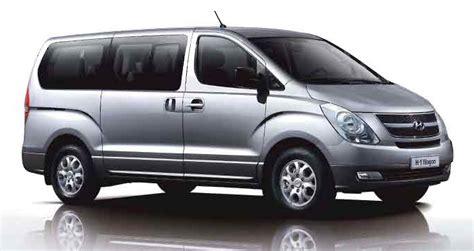 Future Services Hyundai H1 Van Future Services