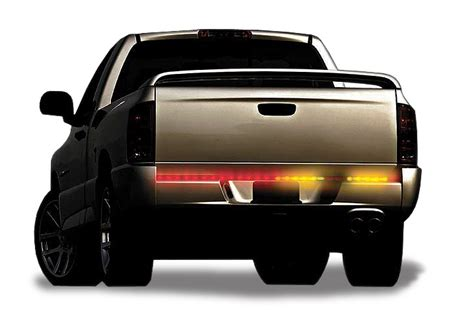 Firestorm Scanning Led Tailgate Light Bar Plasmaglow Scanning Led Tailgate Bar Firestorm Led Tailgate Bar