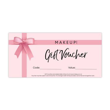 printable gift vouchers london makeup co nz gift voucher 30 makeup co nz