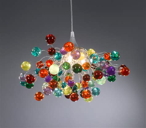 Handmade Ceiling Lights - 15 incredibly colorful handmade ceiling l designs