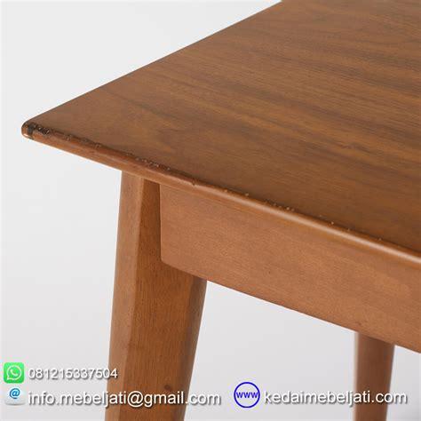 Bangku Laci Pandan Jati Tempat Duduk Mebel Jepara Furniture beli bangku jati minimalis modern dari kedai mebel jati jepara harga murah