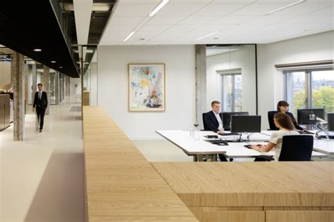occ strategy consultants rotterdam office design pictures