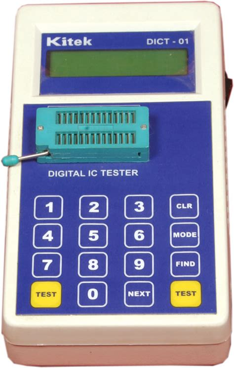 integrated circuit tester ic tester ic tester digital ic tester universal ic testers linear ic tester manufacturer