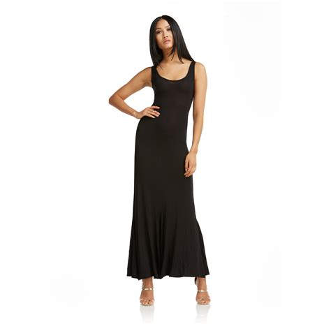 Maxi Niki nicki minaj s mermaid maxi dress black