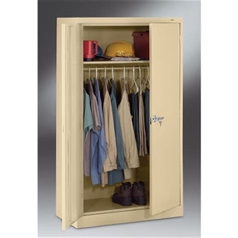 Steel Closet by All Metal Closet Wardrobe Standard Wardrobe Cabinet 141 To Elitedecore