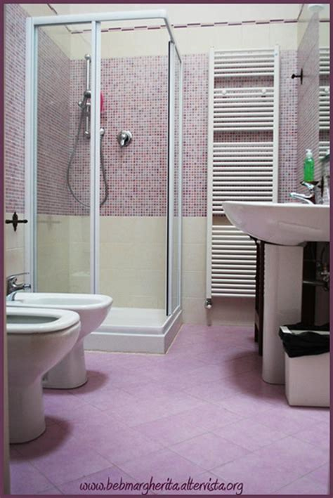 bagno rosa bed breakfast margherita bologna