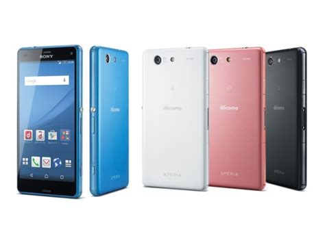 Tempered Glass Sony Xperia A4 Z4 Compact Docomo xperia a4 arrives in japan on 18 june xperia