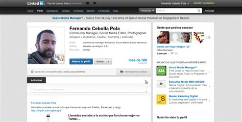 fotos para perfil linkedin perfil usuario linkedin archivos