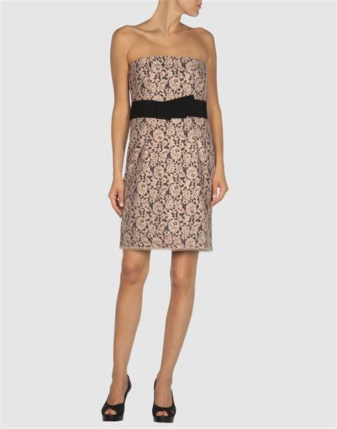Trend Alert Pink Dresses trend alert pink dresses with black belts popsugar