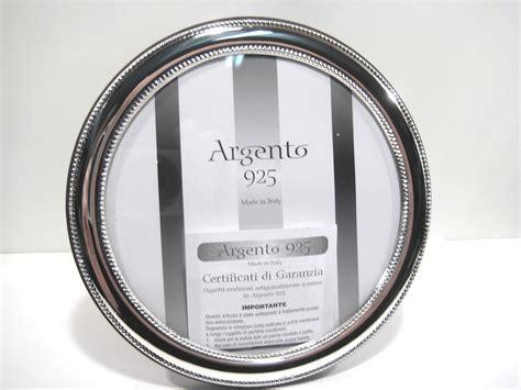 prezzo cornice argento cornici in argento prezzi 28 images awesome cornice