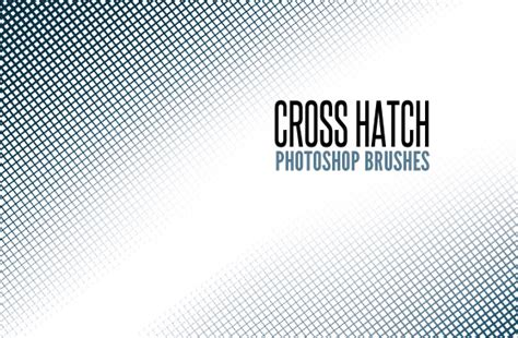 create hatch pattern in photoshop free cross hatch photoshop brush set