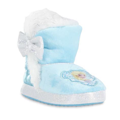 elsa slippers disney frozen bootie slippers elsa shop your
