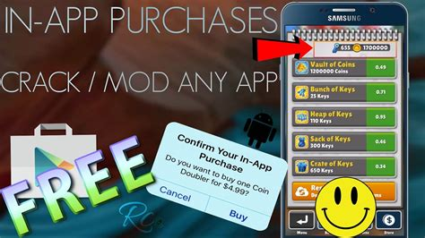 free in app purchases android no root how to get in app purchases for free mod any android app no root no