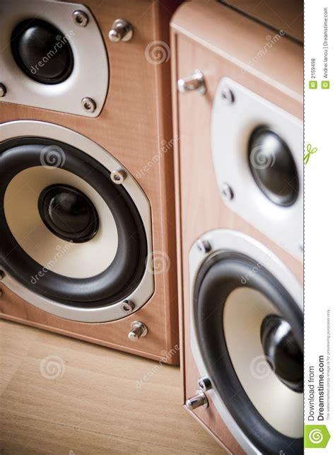 Plu Mba Speaker Series by Hi Fi Speakers Royalty Free Stock Photos Image 2159498
