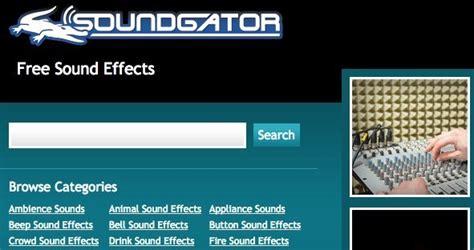 best sound effects site 10 best websites to find free sound effects
