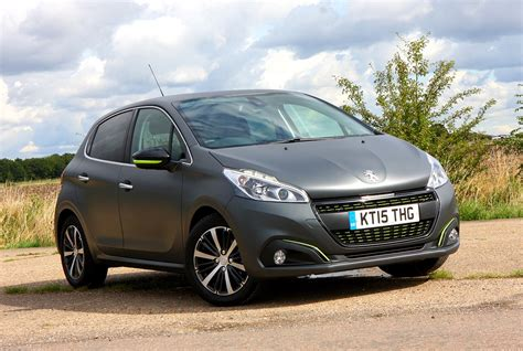 peugeot 208 hatchback 2012 photos parkers