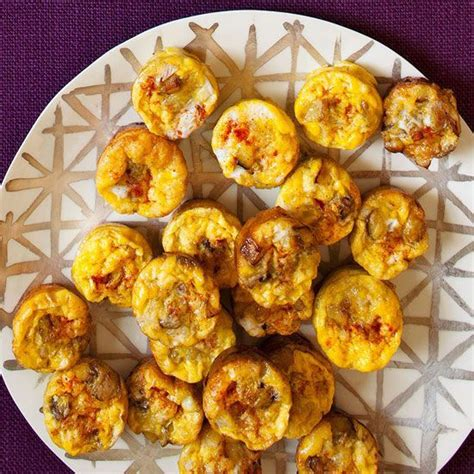 easy exotic appetizer spanish tortilla bites trulysavvynet appetizers   food