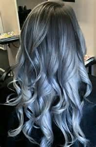 hair colors for 60 gray blue 25 best ideas about silver blue hair on pinterest