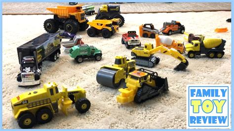 Diecast Truck Construction construction trucks for construction toys at