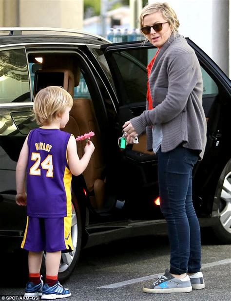 amy poehler sons amy poehler s son abel keeps her entertained on shopping