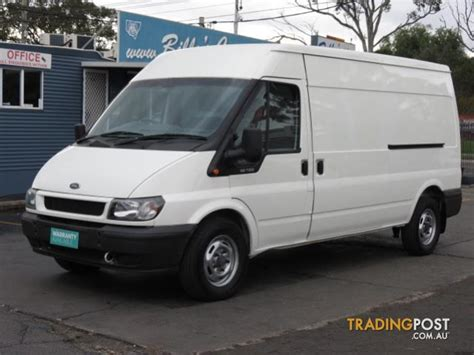 ford transit for sale 2005 ford transit mid lwb vj van for sale in revesby nsw