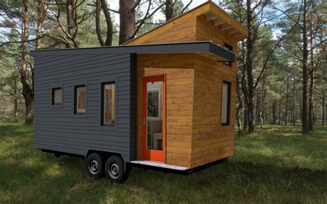 243 Sq. Ft. Stem n Leaf Tiny House on Wheels