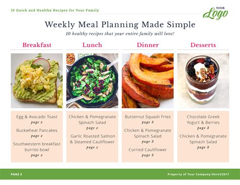 recipe card template indesign instant downloadindesign template for a freebie meal