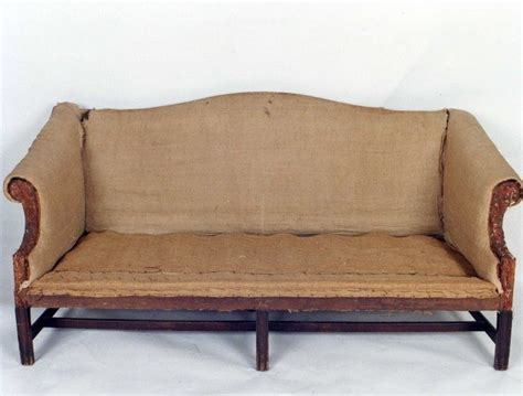 antique sofa for sale diminutive 18th c chippendale mahogany