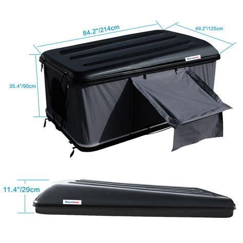 automatic shell pop car roof top cer trailer tent