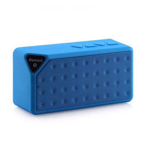100 Kualitas Terjamin Bluetooth Speaker Portable Mini Colorful Led mini x3 portable bluetooth wireless speaker boombox stereo loudspeakers colorful speaker for